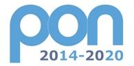 Logo PON annualità 2014-20