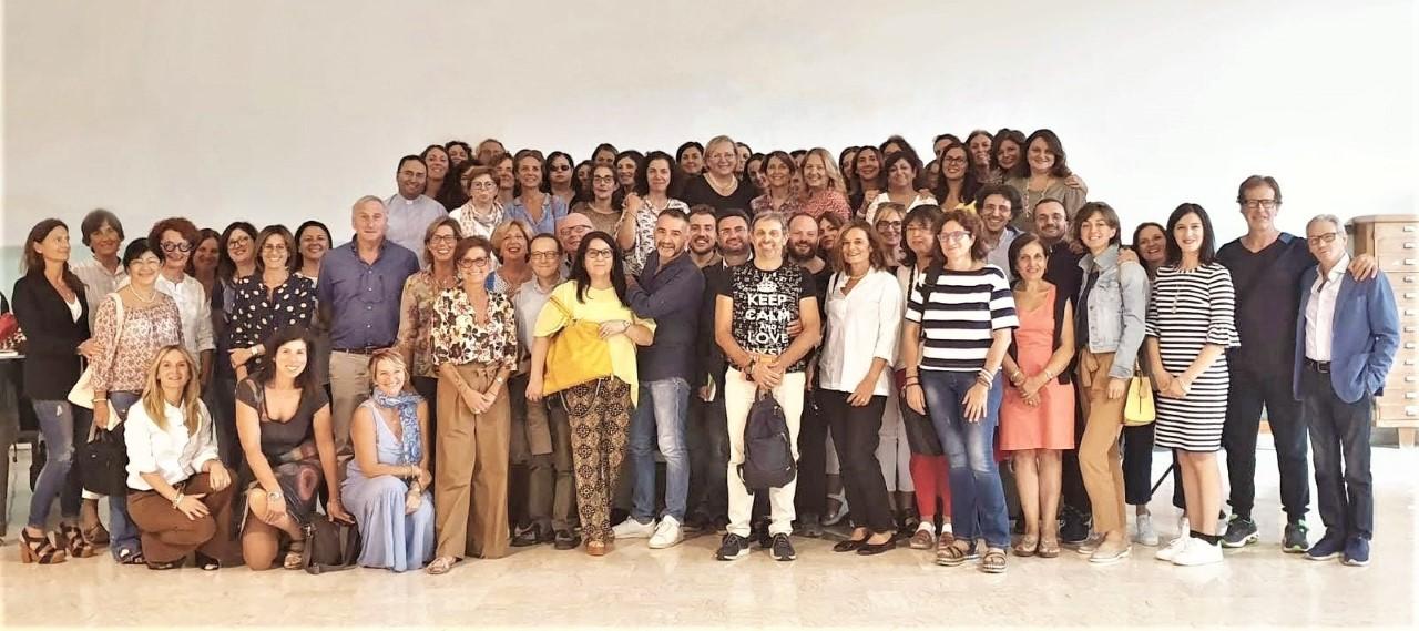 Collegio docenti Liceo Troya