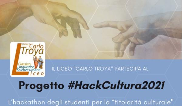 iniziativa #HackCultura2021