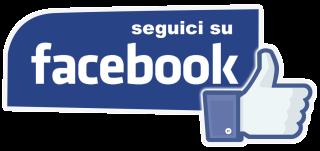 Seguici sulla pagina Facebook