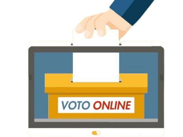 Scheda virtuale votazioni